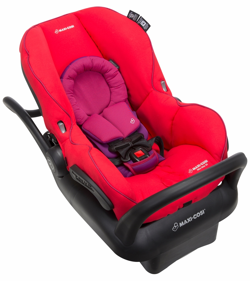 maxi cosi mico max 30 infant car seat red orchid. Black Bedroom Furniture Sets. Home Design Ideas