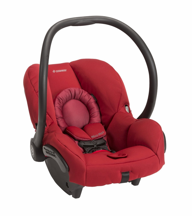 maxi cosi mico max 30 infant car seat red rumor. Black Bedroom Furniture Sets. Home Design Ideas