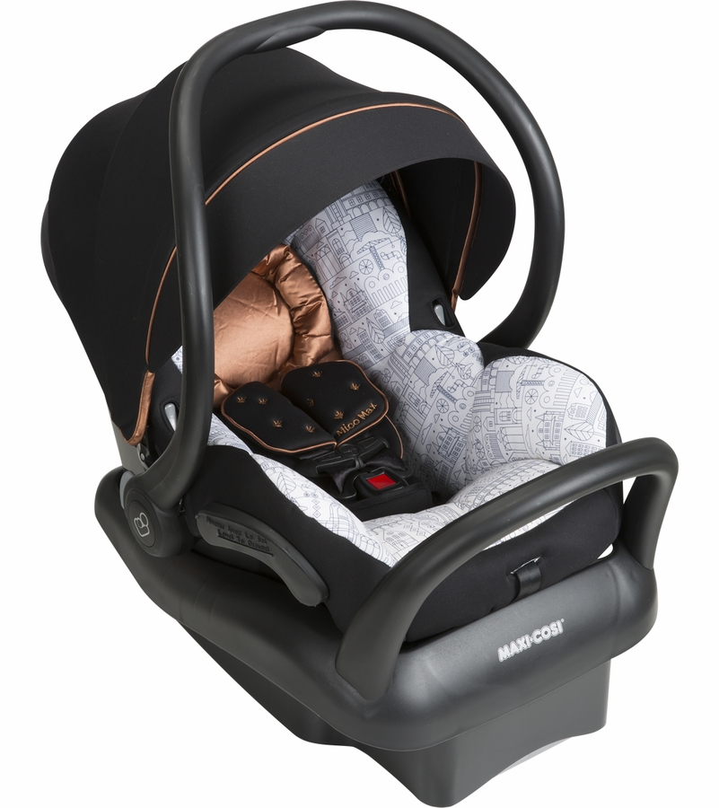 maxi cosi mico max 30 infant car seat special edition city motif. Black Bedroom Furniture Sets. Home Design Ideas