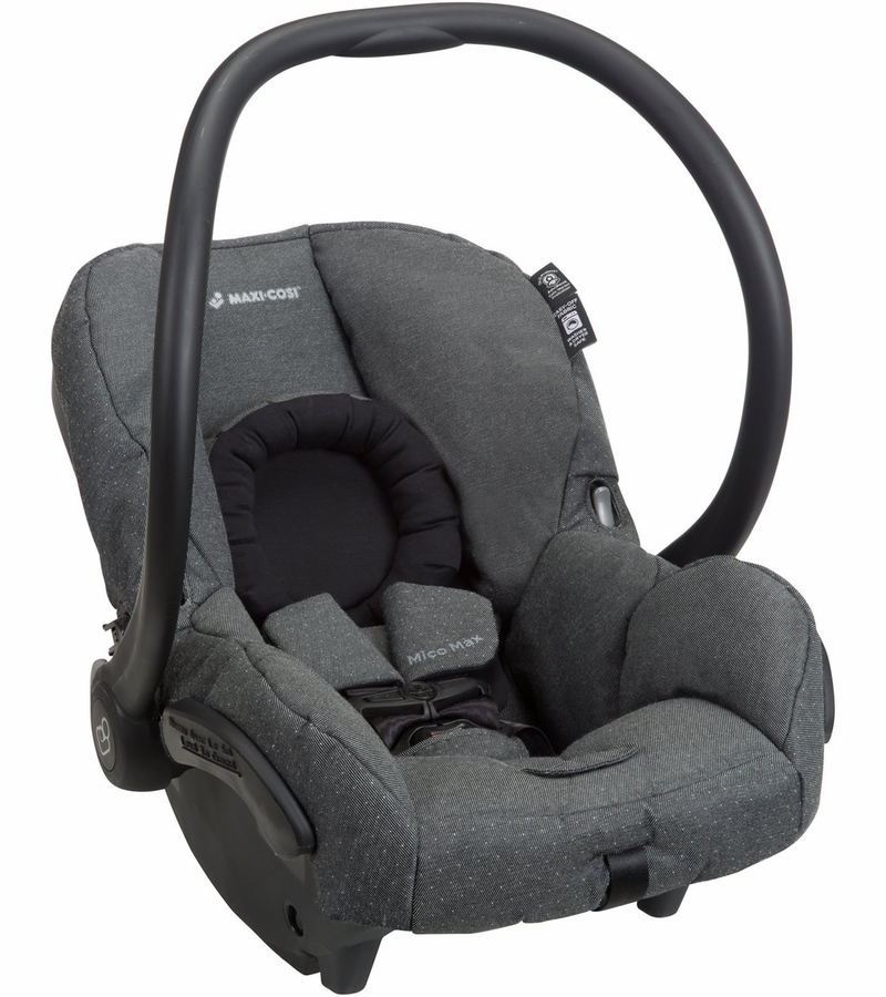 maxi cosi mico max 30 infant car seat special edition sparkling grey. Black Bedroom Furniture Sets. Home Design Ideas