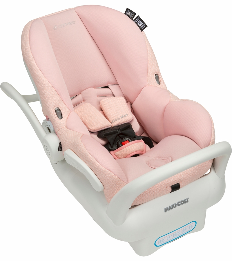 maxi cosi mico max 30 infant car seat sweater knit pink. Black Bedroom Furniture Sets. Home Design Ideas