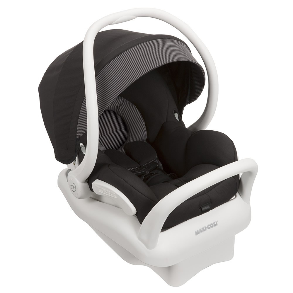maxi cosi mico max 30 infant car seat white collection devoted black. Black Bedroom Furniture Sets. Home Design Ideas