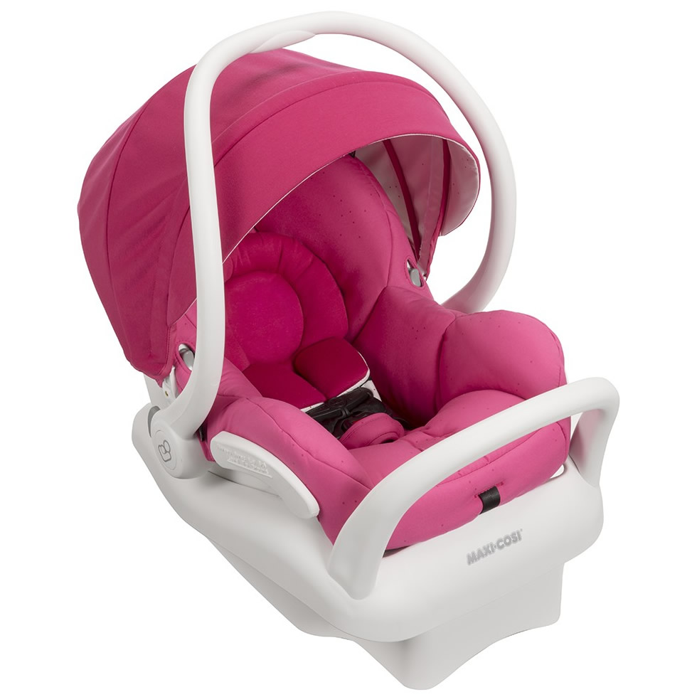 maxi cosi mico max 30 infant car seat white collection pink berry. Black Bedroom Furniture Sets. Home Design Ideas