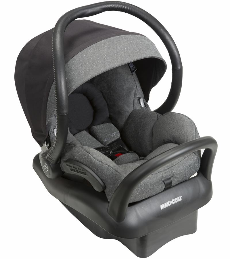 maxi cosi mico max 30 infant car seat with leather handle. Black Bedroom Furniture Sets. Home Design Ideas
