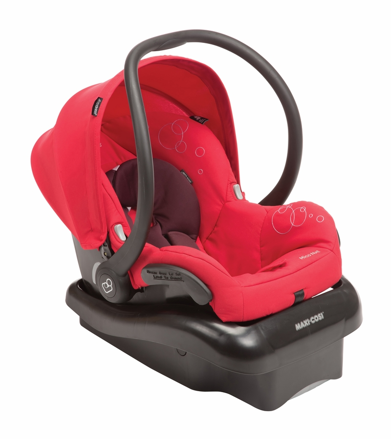 maxi cosi mico nxt infant car seat intense red. Black Bedroom Furniture Sets. Home Design Ideas