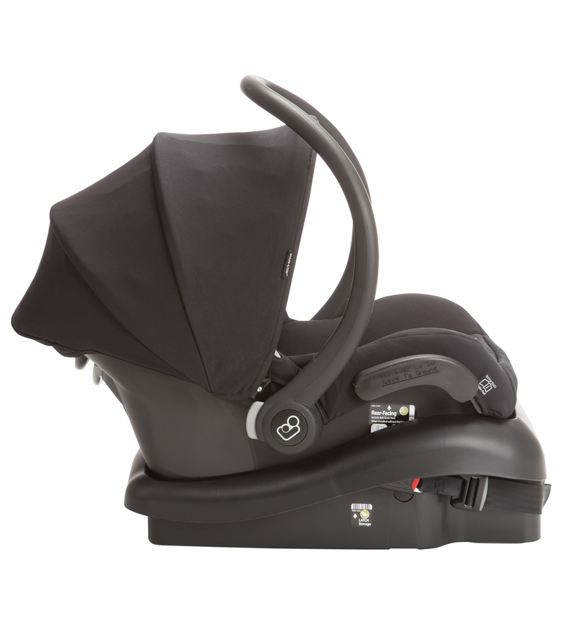 Maxi Cosi Mico Black Car Seat