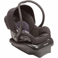 Maxi Cosi Mico Nxt Infant Car Seat - Total Black