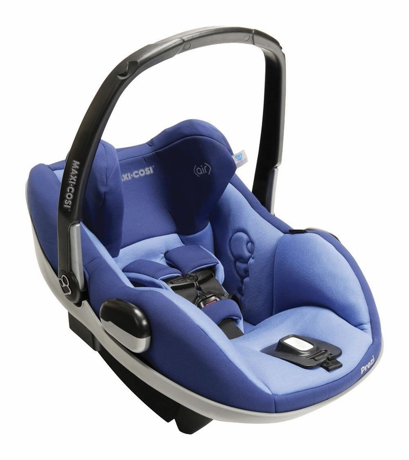 maxi cosi prezi infant car seat reliant blue. Black Bedroom Furniture Sets. Home Design Ideas