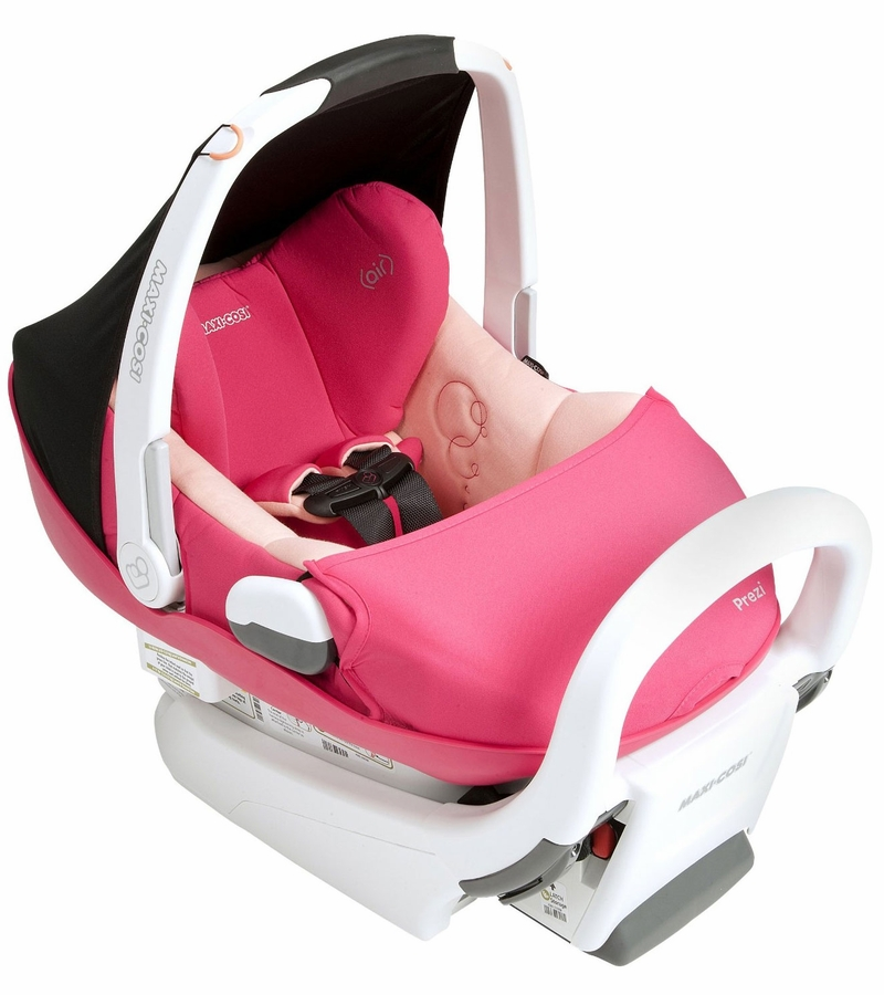 maxi cosi prezi infant car seat white base passionate pink. Black Bedroom Furniture Sets. Home Design Ideas