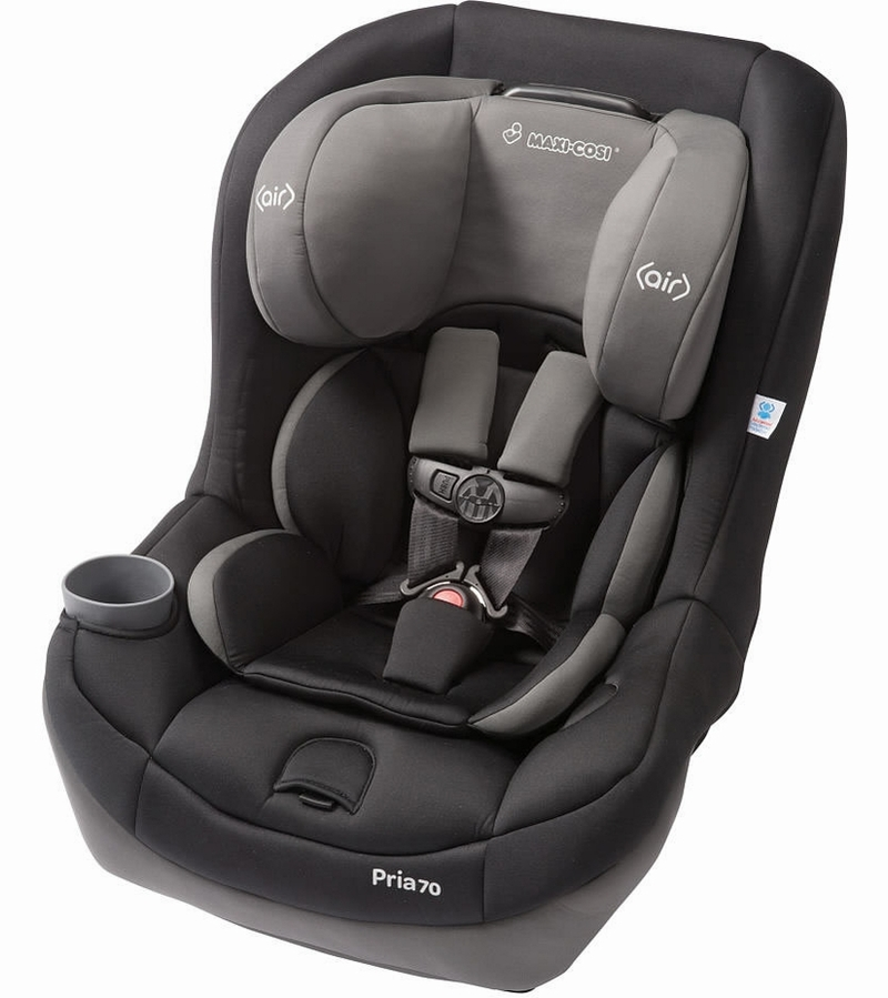 maxi cosi pria 70 convertible car seat total black. Black Bedroom Furniture Sets. Home Design Ideas
