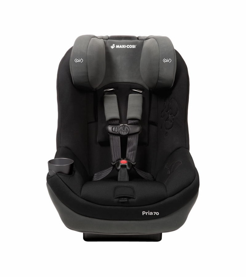 maxi cosi pria 70 convertible car seat with tiny fit not quite total black. Black Bedroom Furniture Sets. Home Design Ideas