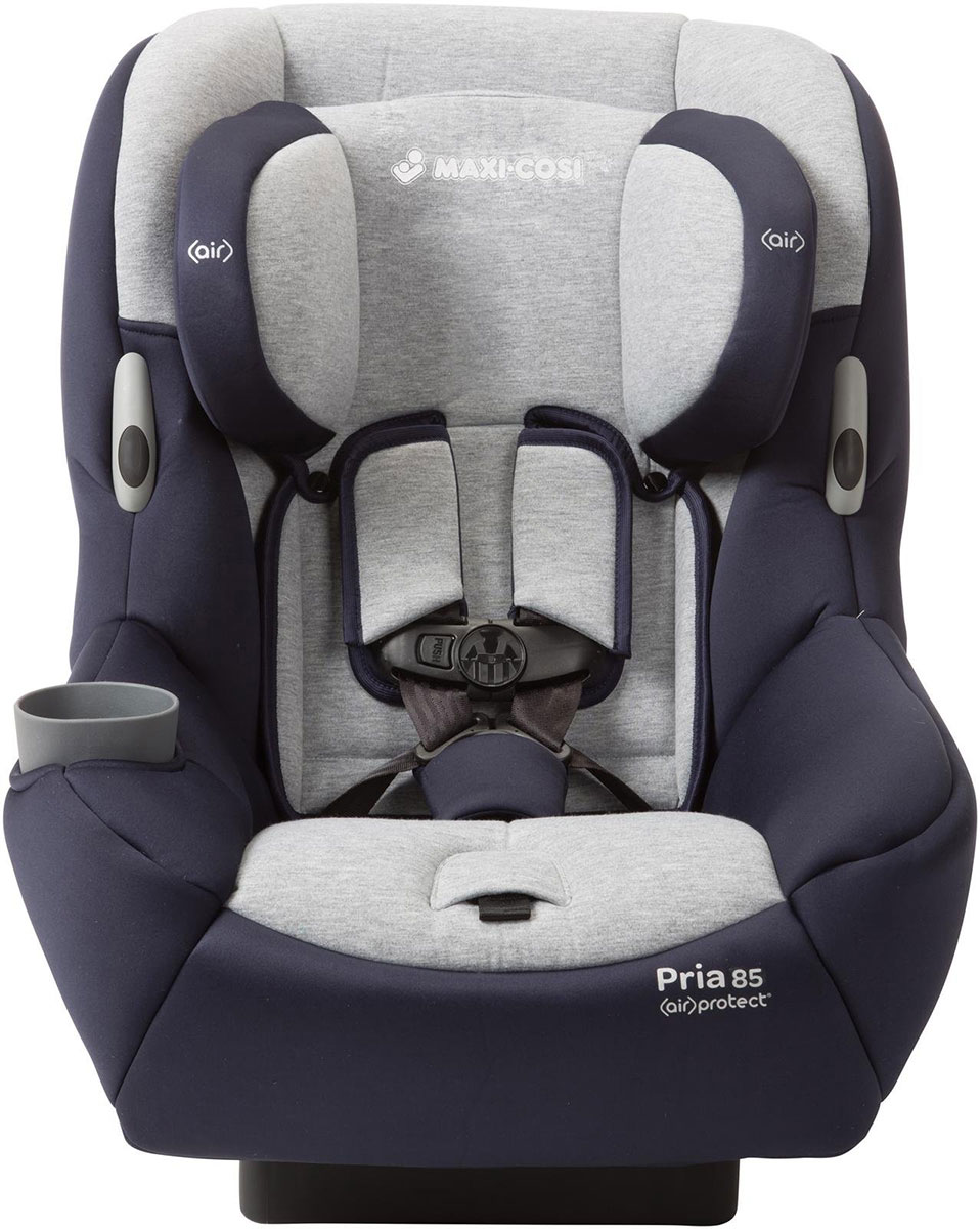 MAXI-COSI Pria 85 Convertible Car Seat - Brilliant Navy