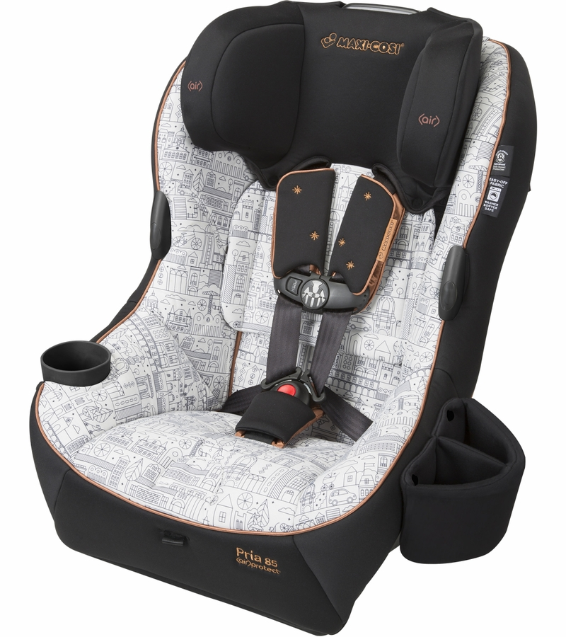 maxi cosi pria 85 convertible car seat special edition city motif. Black Bedroom Furniture Sets. Home Design Ideas