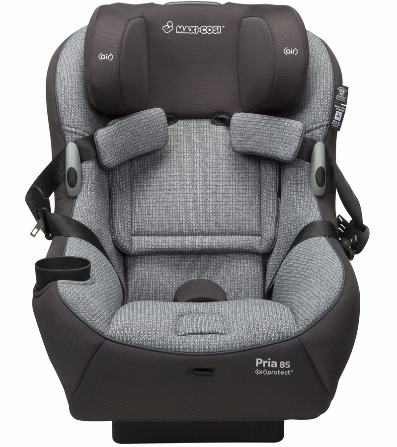 maxi cosi pria 85 convertible car seat sweater knit shadow grey. Black Bedroom Furniture Sets. Home Design Ideas