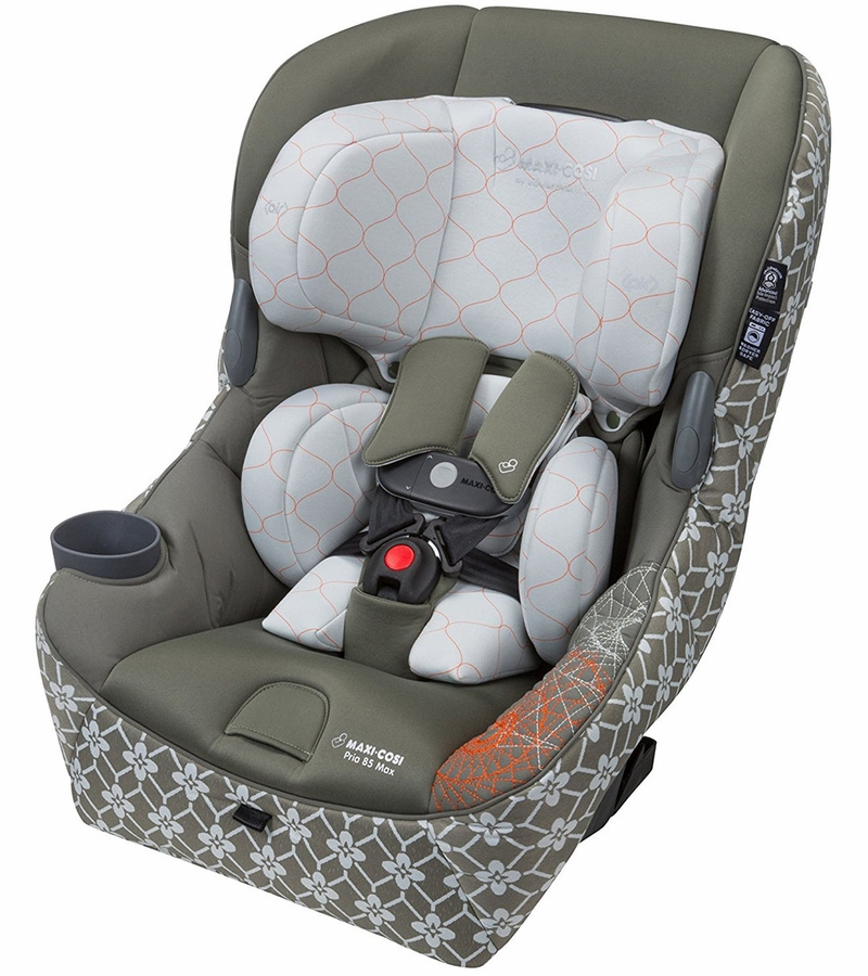 maxi cosi pria 85 max convertible car seat graphic flower. Black Bedroom Furniture Sets. Home Design Ideas