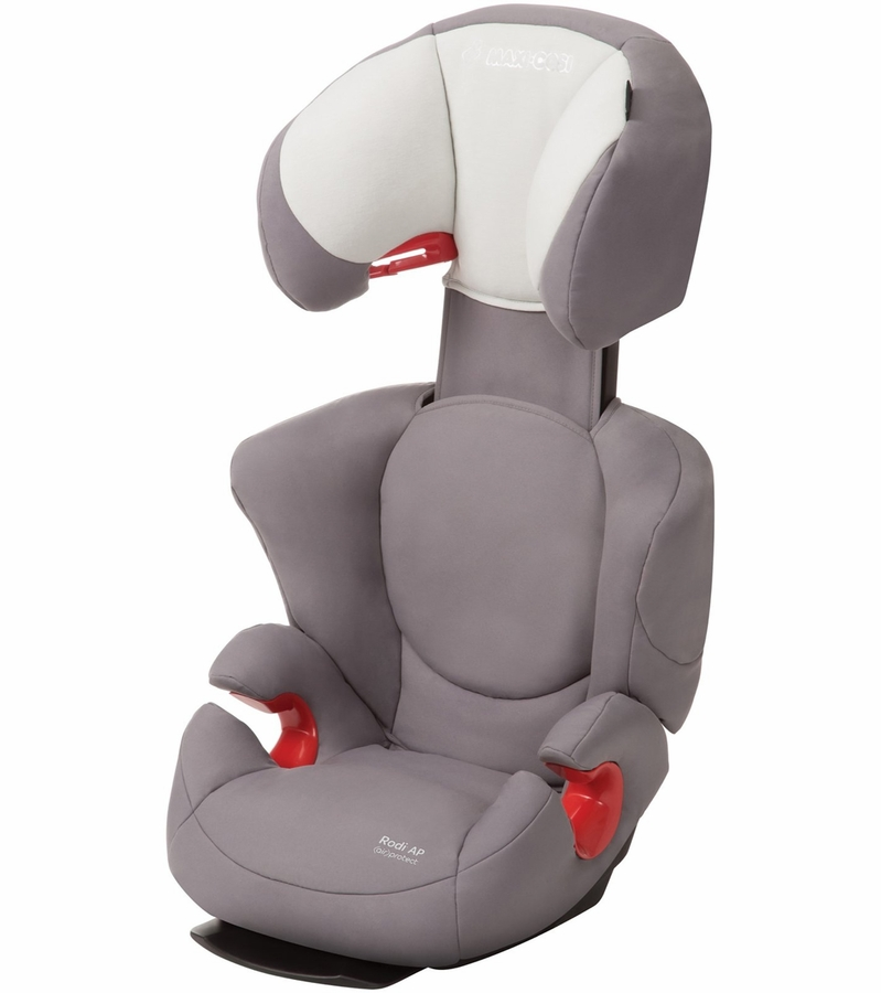 maxi cosi rodi airprotect booster car seat steel grey. Black Bedroom Furniture Sets. Home Design Ideas