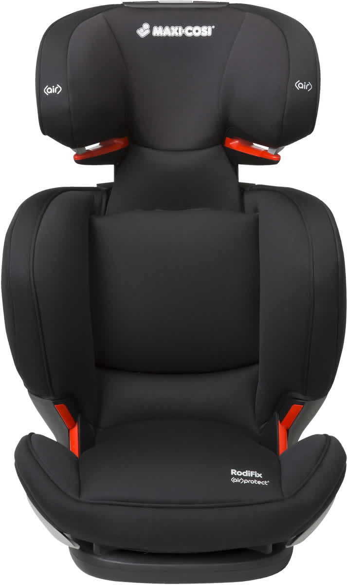 MAXI-COSI RodiFix Booster Car Seat - Devoted Black