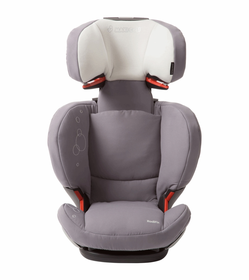 maxi cosi rodifix booster car seat in steel grey. Black Bedroom Furniture Sets. Home Design Ideas
