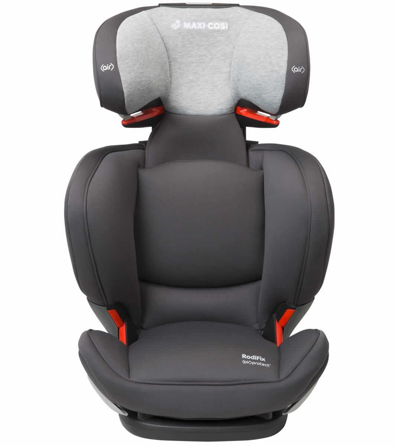 maxi cosi rodifix booster car seat loyal grey. Black Bedroom Furniture Sets. Home Design Ideas