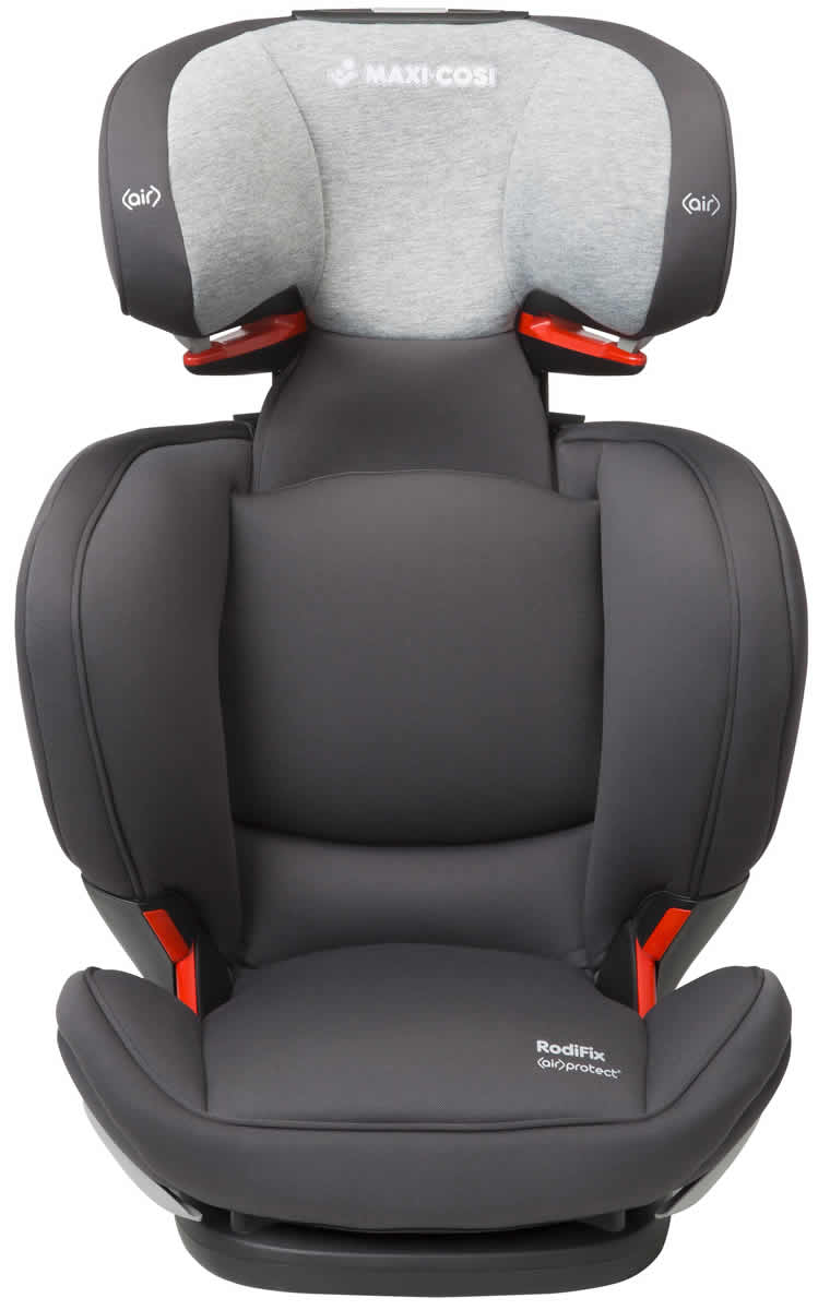 MAXI-COSI RodiFix Booster Car Seat - Loyal Grey