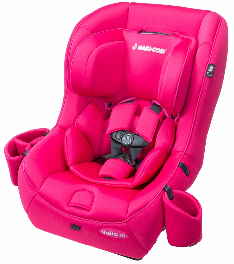 maxi cosi vello 70 convertible car seat pink. Black Bedroom Furniture Sets. Home Design Ideas