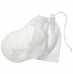 Medela 100% Cotton Washable Nursing Bra Pads