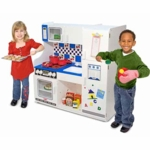 Melissa & Doug Deluxe Kitchen Play Center
