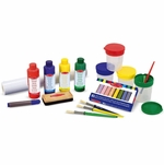 Melissa & Doug Easel Companion Set