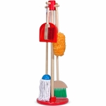 Melissa & Doug Let's Play House! Dust, Sweet & Mop