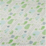 MiGi Little Whale Crib Sheet