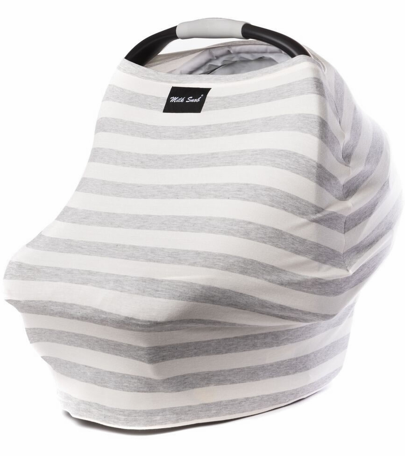 Infant Car Seat Cover Grey