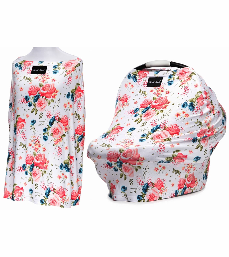 Floral Car Seat Covers Baby