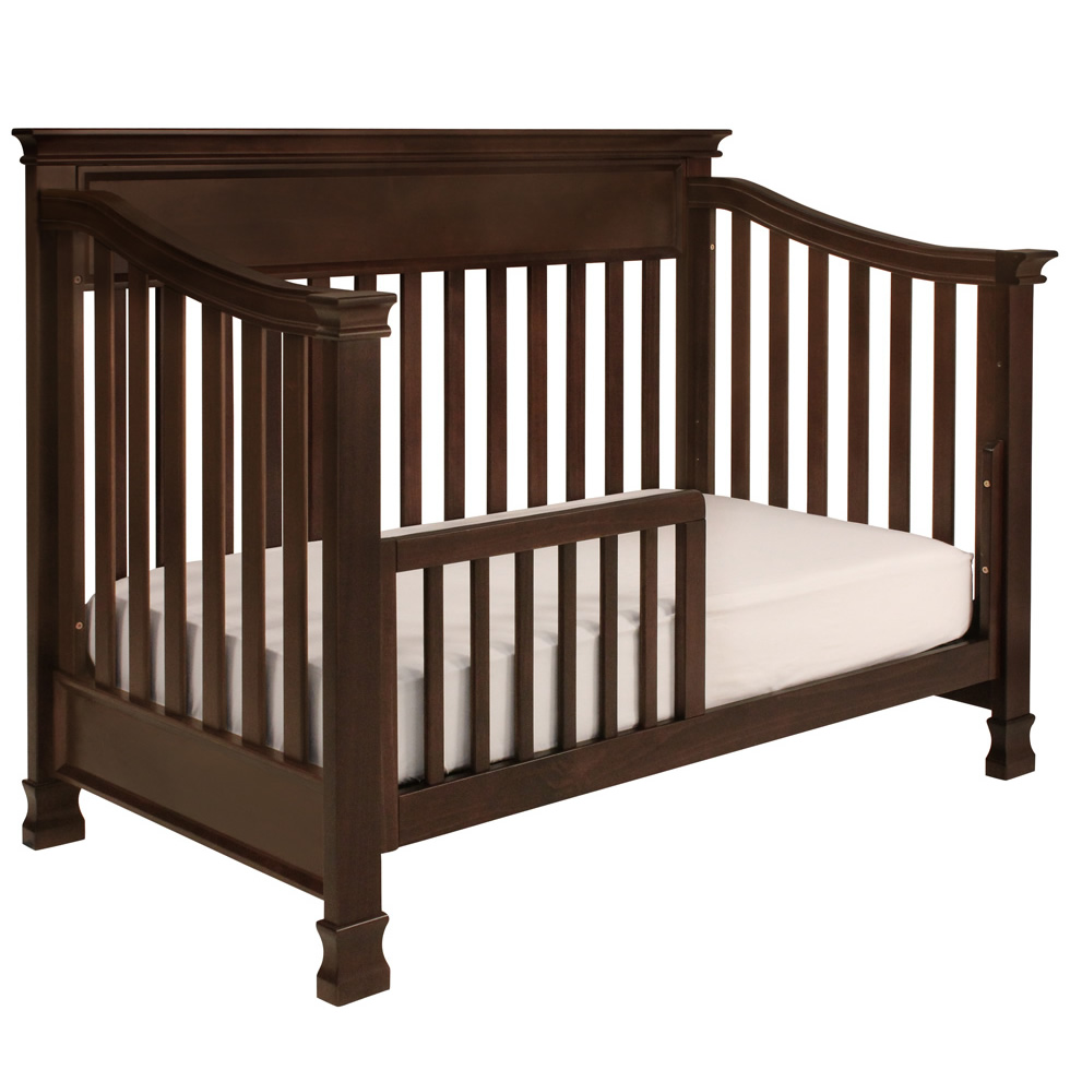 Foothill 4 In 1 Convertible Crib With Toddler Rail Million Html Autos Weblog