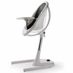 Mima Moon 3-in-1 High Chair - Crystal/Black