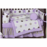 Mod Dots Purple Collection