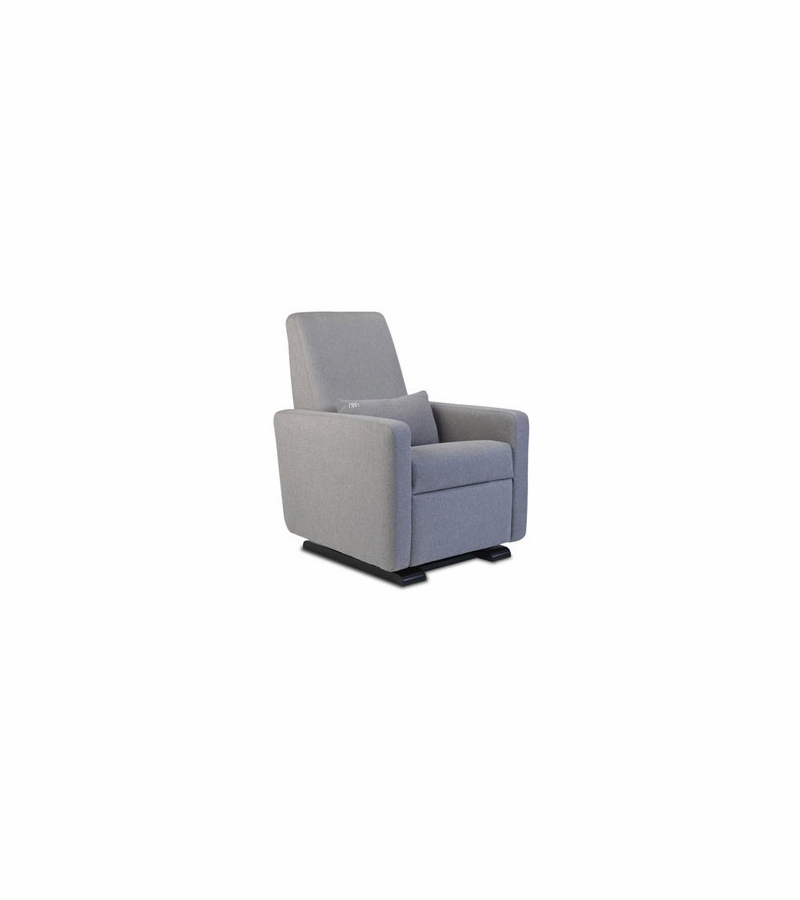 sc 1 st  Albee Baby & Monte Design Grano Glider Recliner in Heather Grey islam-shia.org