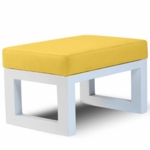 Monte Design Joya Ottoman in Yellow