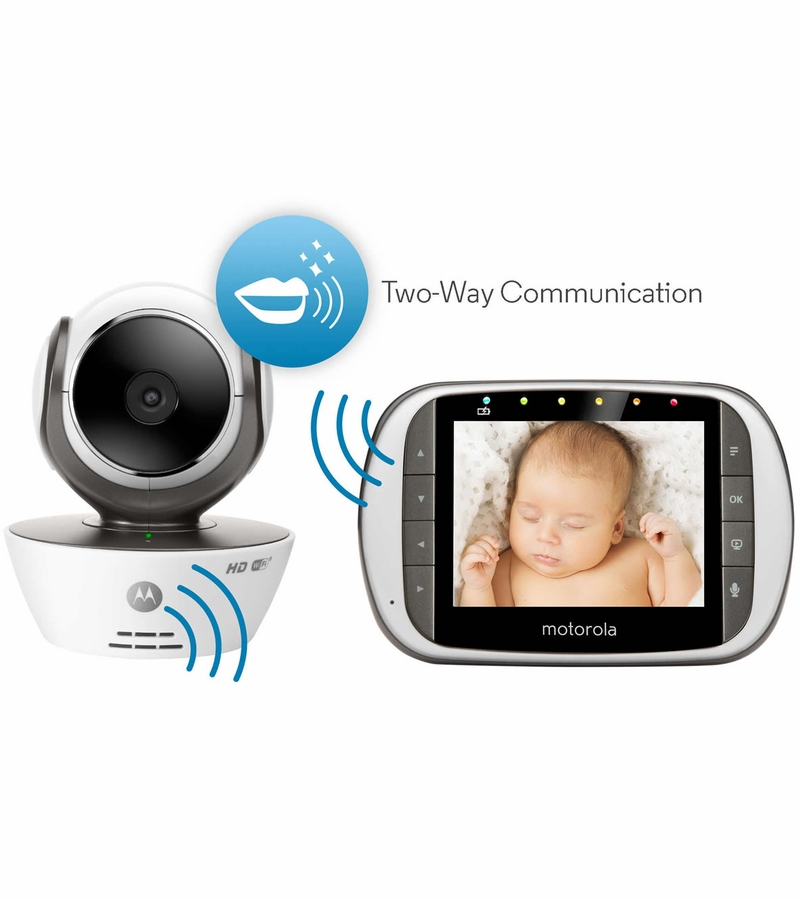 motorola digital video wireless baby monitor. Black Bedroom Furniture Sets. Home Design Ideas