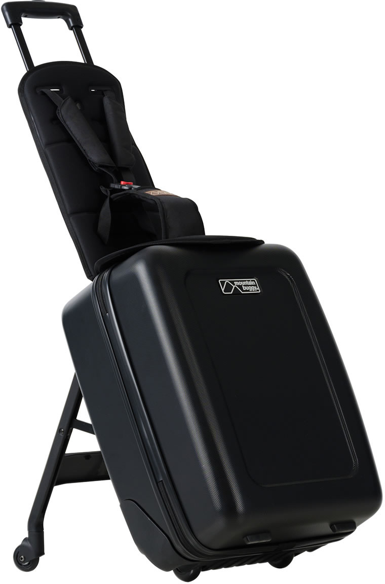 Mountain Buggy Bagrider Ride-On Suitcase