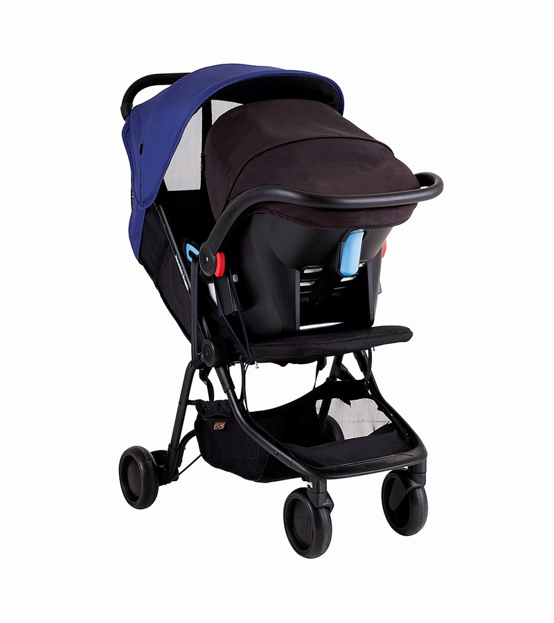 Mountain Buggy Nano Travel System Review