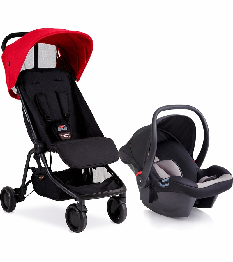 mountain buggy nano protect travel system ruby. Black Bedroom Furniture Sets. Home Design Ideas