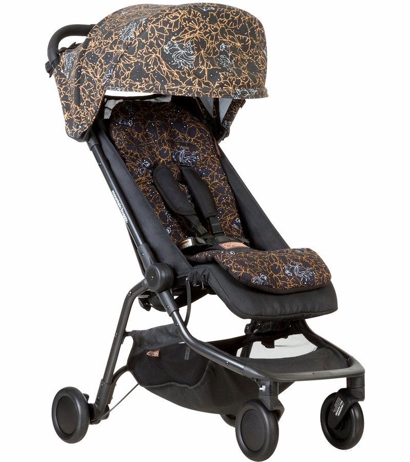 mountain buggy nano v2 stroller limited edition year of. Black Bedroom Furniture Sets. Home Design Ideas