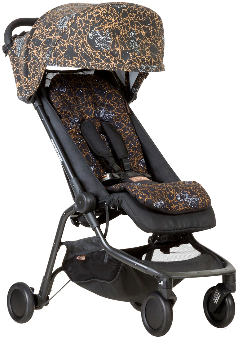 Mountain Buggy Nano V2 Stroller, Limited Edition - Year o...