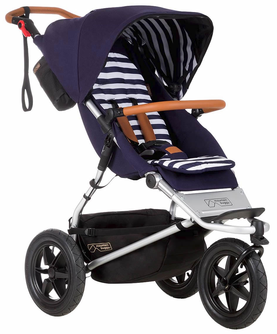 Mountain Buggy Urban Jungle Luxury Collection Stroller - ...