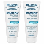 Mustela Stelatopia Moisturizing Cream - 2 Pack