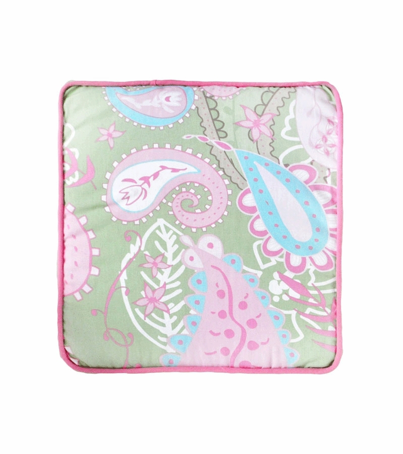 Baby Pink Decorative Pillows : My Baby Sam Pixie Baby Pink Throw Pillow
