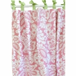 New Arrivals Bloom in Pink Window Panels - Set of 2