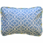 New Arrivals By the Bay Throw Pillow - 16 x 16