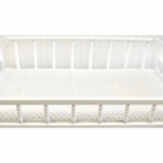 New Arrivals Picket Fence Changing Pad Cover