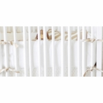 New Arrivals Safari Sand Crib Bumper